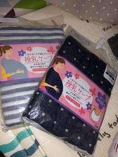 日本西松屋母乳巾包平郵