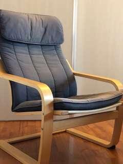 🚚 Ikea Poang armchair