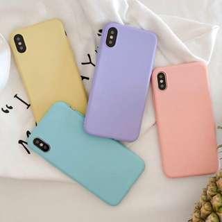 🚚 Pastel Mint IPhone XR Case