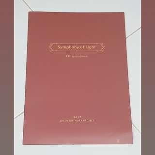 BTS Jimin Lie Book / Brochure