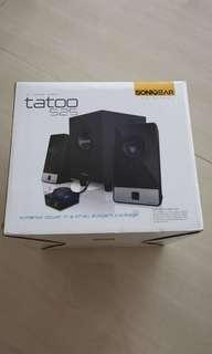 🚚 tatoo 525 speaker