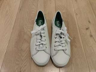 Brand new leather KEDS US. 37.5