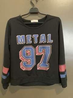 Crop Top/ Sweatshirt/ T shirt