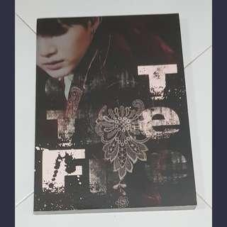 BTS Suga Got the Fire Photobook