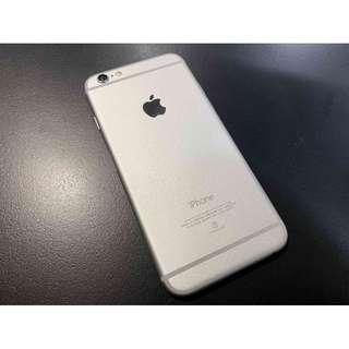 iPhone6 16G 銀色 只要3500 !!!