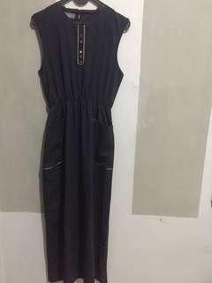 Dress Dark Purple