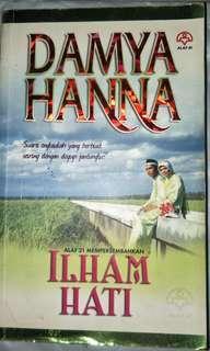 NOVEL - ILHAM HATI