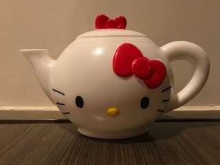 Hello Kitty 茶壺
