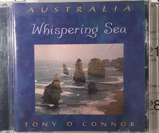 Whispering Sea Tony O'Connor