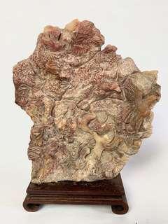 🚚 Antique Sculpture Stone