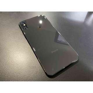 iPhoneX 64G 灰色 漂亮無傷 加碼送行動電源 只要19500 !!!