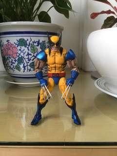 Marvel Legends X-men Tiger Stripe Wolverine [Custom]