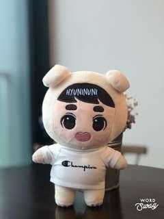 [READYSTOCK] Champion T-shirt 20cm doll clothes