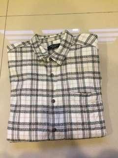 Checkered Shirt #STB50