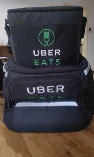 Beg Makanan Uber