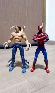 🚚 Marvel legends custom spider slayer alistair smythe