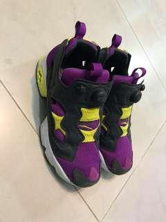 Reebok Pump Fury鞋