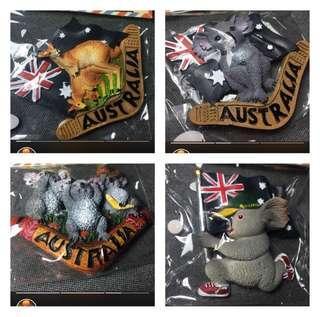 Australia Fridge Magnets