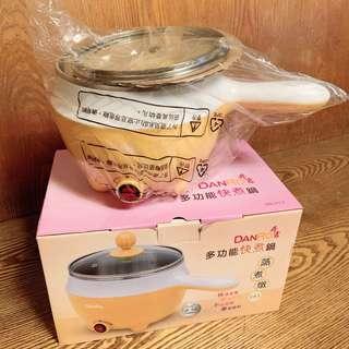 🚚 全新 丹露304材質多功能單柄快煮鍋1.8L