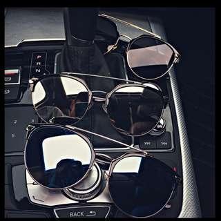 🚚 潮流同款太陽鏡大框男女墨鏡