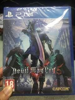 devil may cry 5 new