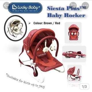 Baby Rocker - Red