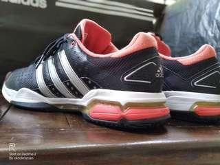 Adidas Barricade Team 2 size 45 Tennis Shoes Sepatu Tenis