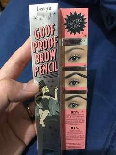 #paydaymaret Benefit brow pencil