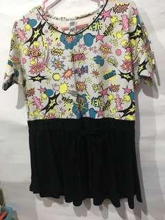 🚚 #半價衣服市集DBS 洋裝上衣 YBS大尺碼專賣店
