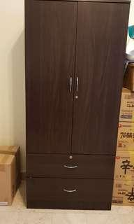 🚚 Wardrobe and cupboard