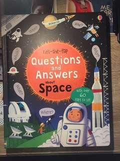 Lift The Flap Questions & Answers about Space