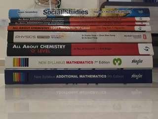 Textbooks (sec 4)