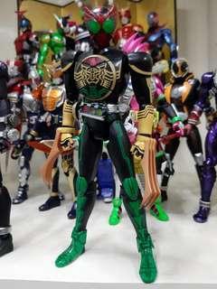 Shf Kamen Rider OOO Tatoba combo