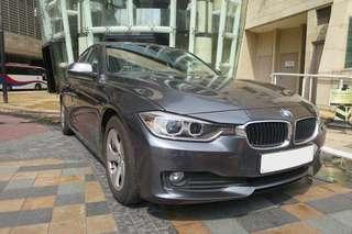 BMW 320i ED EDITION (F30) 2014