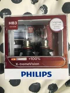 HB3 Philips Xtreme Vision