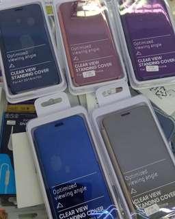 FlipCover View Samsung OPPO VIVO