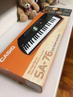 Casio 玩具電子琴