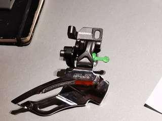 Shimano SLX direct mount Fd - M661