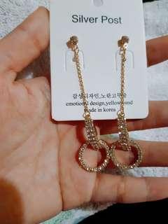 🚚 韓國 東大門 飾品 長鏈 耳環
