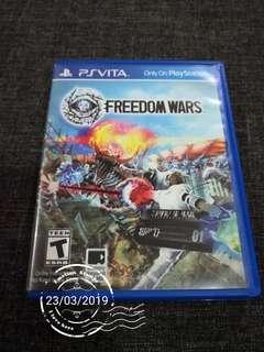 Ps Vita Games Freedom Wars