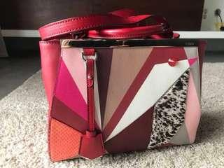 Very Good condition FENDI Mini 2jours