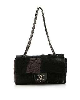 💖 Chanel flap Bag limited edition tweed mix materials