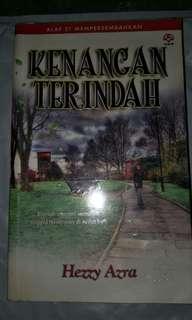 NOVEL - KENANGAN TERINDAH