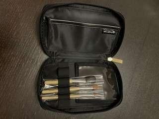 Shu uemura Brushes & Bag