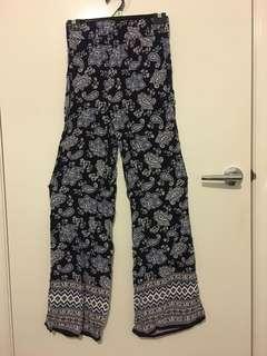 Jay Jay's Print Pants