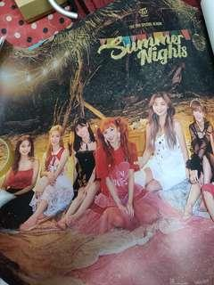 TWICE OFFICIAL POSTER
