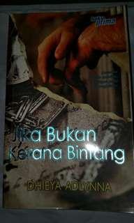 NOVEL - JIKA BUKAN KERANA BINTANG