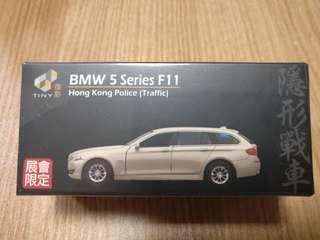 全新未開  Tiny 展會限定 隱形戰車 BMW F11