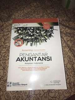 Pengantar Akuntansi (B Indonesia) - Carl S. Warren