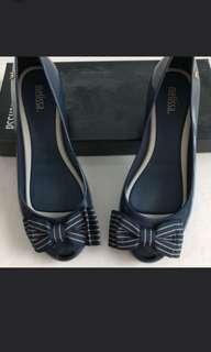 melissa ultragirl sweet xiii us 8 navy blue (instocks)